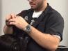 Barber-learning-roller-set